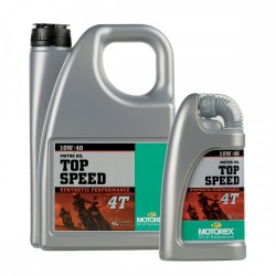 Top Speed 4T Synthetic